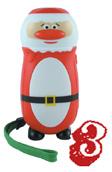 Santa torch
