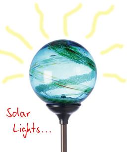Energy Saving Solar Lights